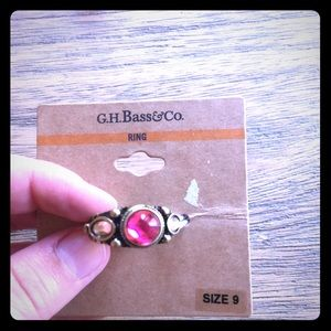 Bass Ring NWT